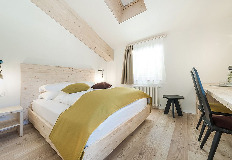 Gasthof Zimmer - Ausdruck der bäuerlichen Nonsberger Lebensart