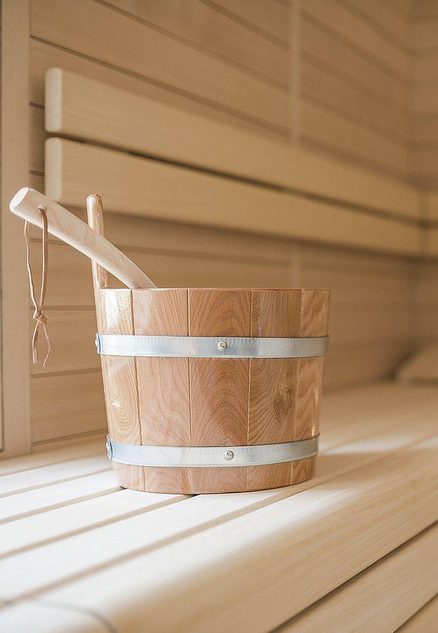 neue Finnische/Bio-Sauna