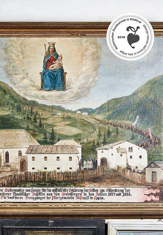 Pilgerort Unsere Liebe Frau im Walde St. Felix