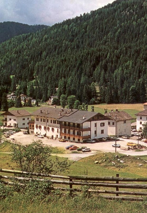 historisches Hotel am Nonsberg in Südtirol