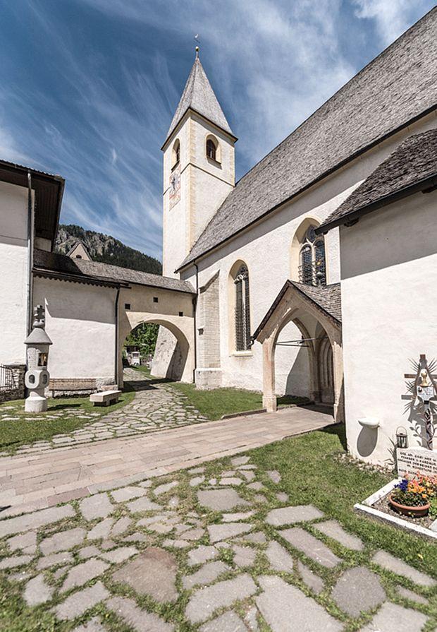 Wallfahrtskirche in Unsere liebe Frau im Walde