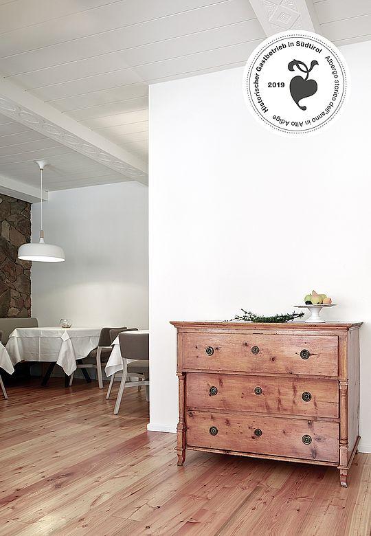 Historischer Gastbetrieb in Südtirol