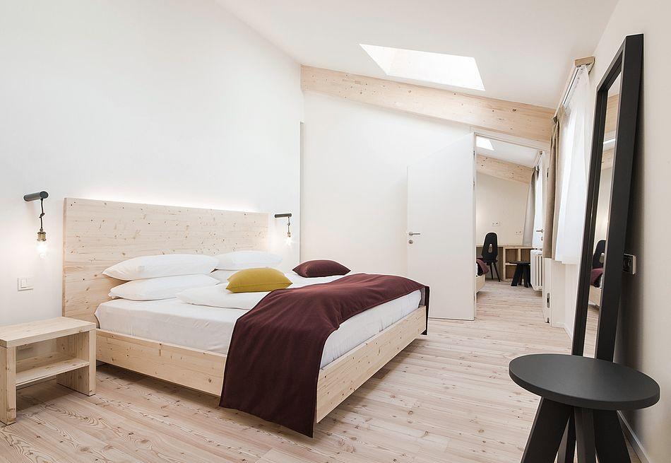 Unsere Zimmer im Hotel Zum Hirschen