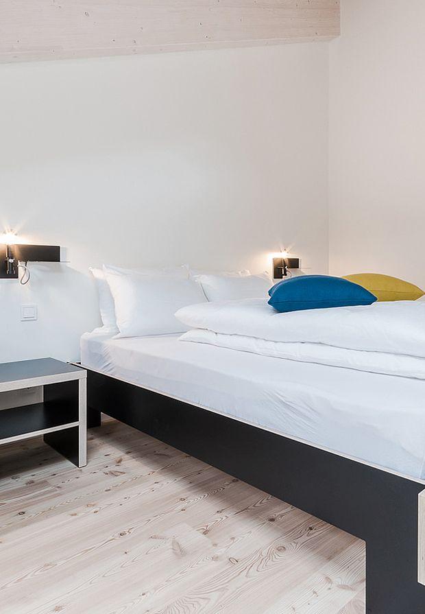komfortable Zimmer im Hotel am Nonsberg
