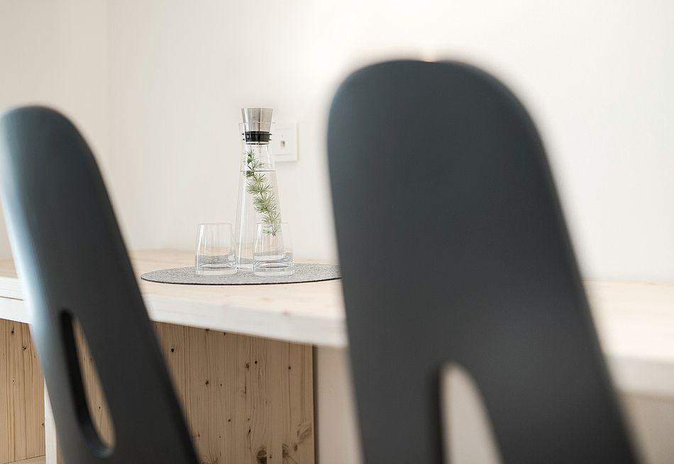 Gasthof Zimmer mit Stubenstühle