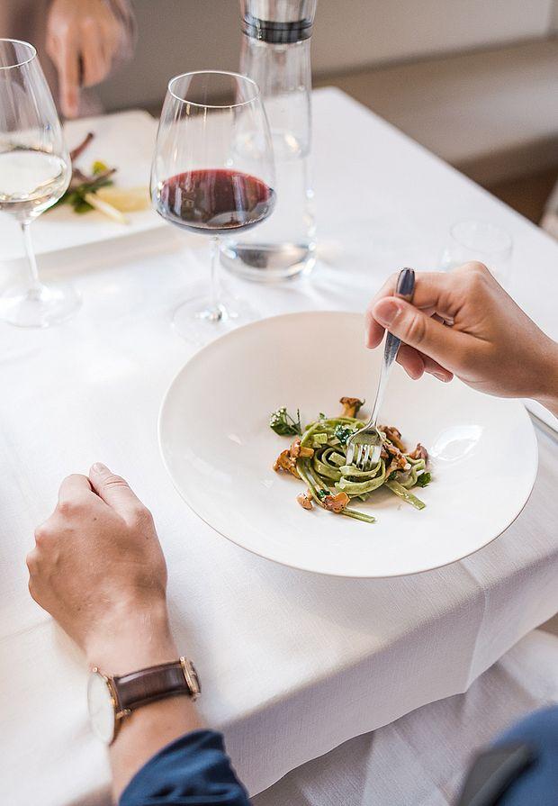 CERVO Restaurant - Gesund und herzhaft natürlich regional