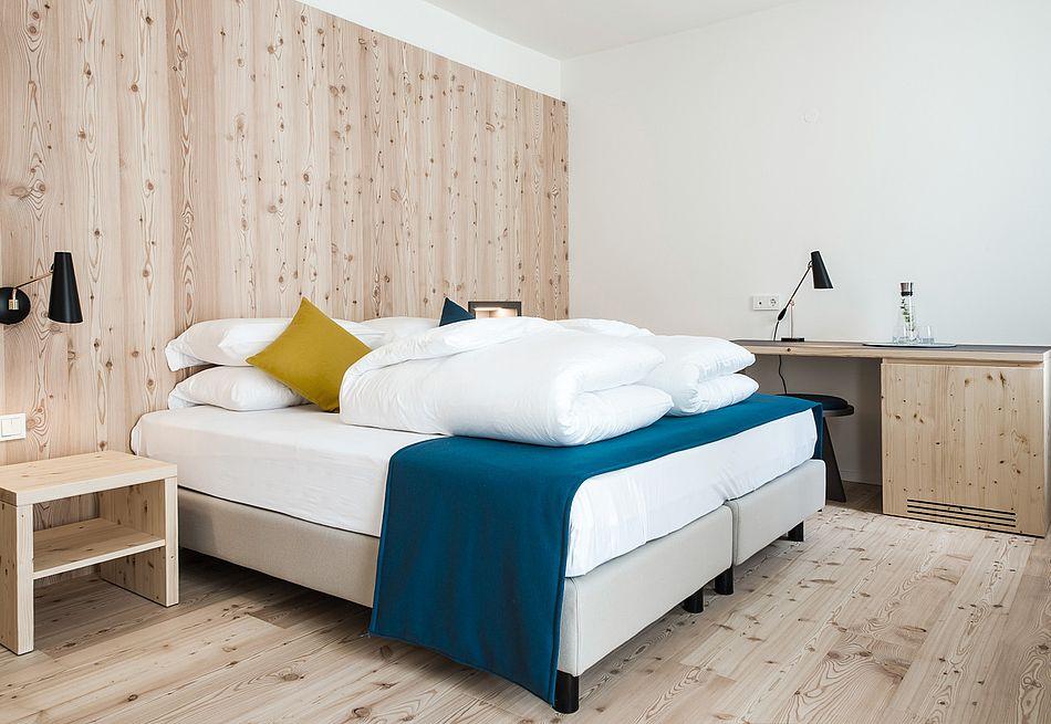 Hospitium Zimmer, Urlaub am Nonsberg