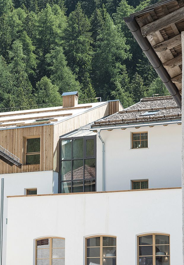 Ansicht des rundum erneuerten Hotel Gasthof Zum Hirschen